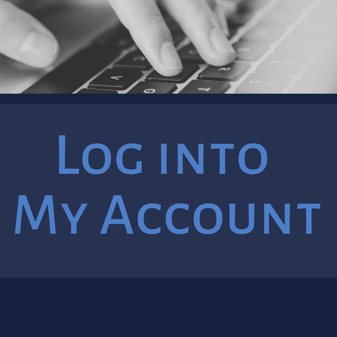 Log Into My Account
